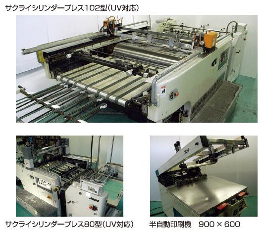 スクリーン印刷印刷機